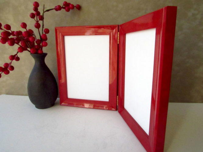 Double Picture Frames - Different Ways to Use Double Frames