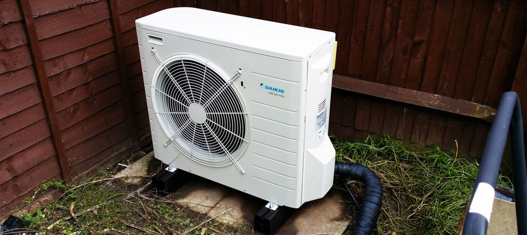 Commercial Builders Utilise Ground Source Heat Pumps