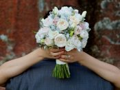 bride flower bouquet