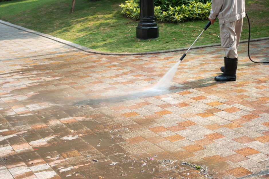 Driveway Cleaning in Sunshine Coast