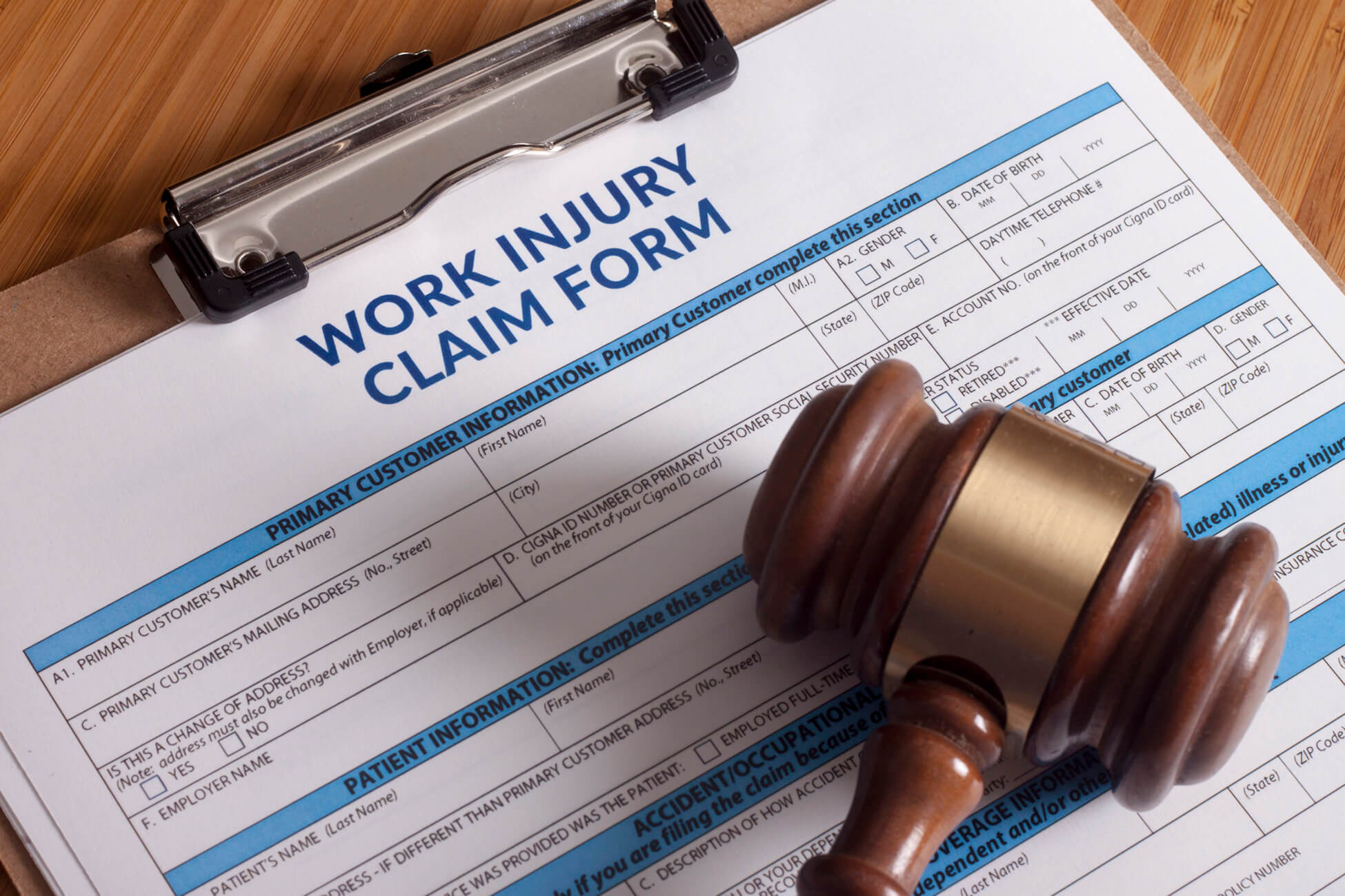 compensation lawyer on the gold coast